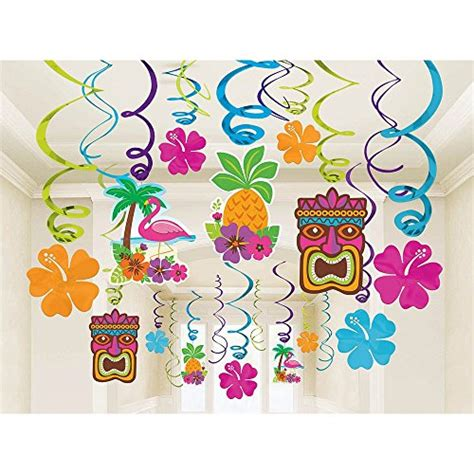 hawaiian decoration amazoncom