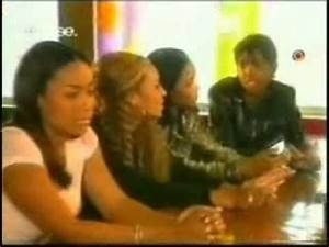 Destiny's Child early days interview (Beyoncé being a ...