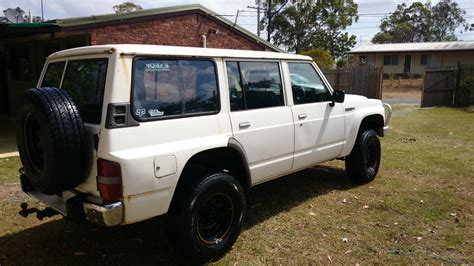 nissan patrol 1990 1990 nissan patrol for sale qld brisbane south