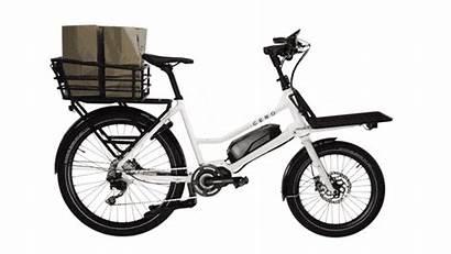 Electric Bike Kickstarter Cargo Compact Ride Hauling