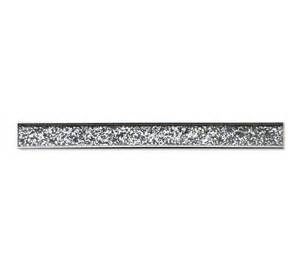 tile borders for kitchen backsplash silver glitter 60 x 3 2 cm craft