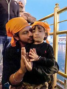 SRK's son AbRam Khan's adorable pictures! - Rediff.com Movies