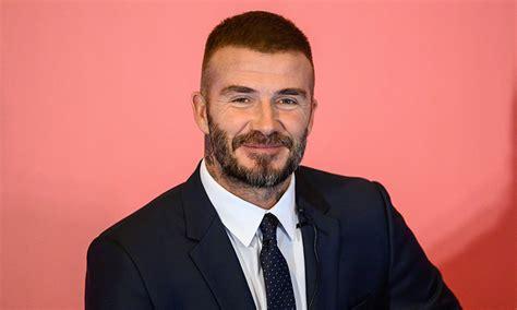 David Beckham's New Buzz Cut Is Dividing Fans