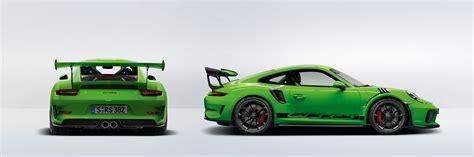 Porsche 911 GT3 RS ─技術規格─台灣保時捷