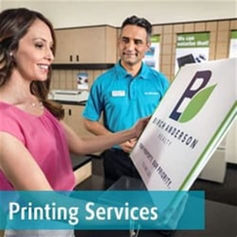 ups store printing services  scottsville
