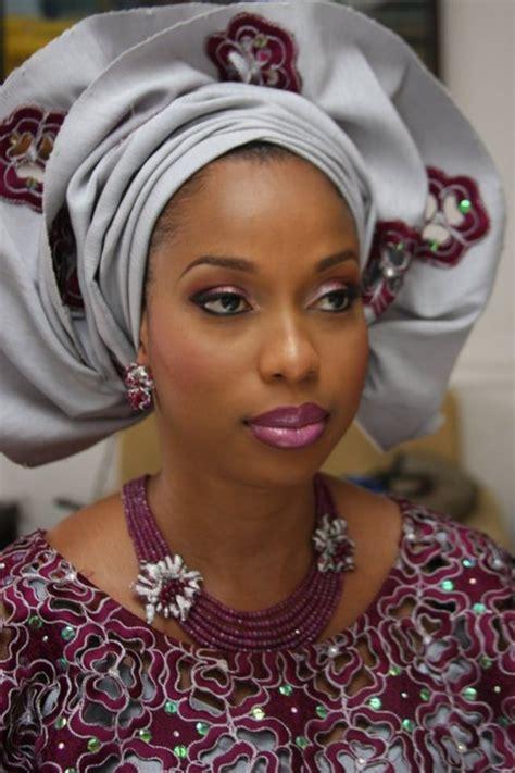 Nigerian Women And Their Gele Styles Nigerian Ladies Re
