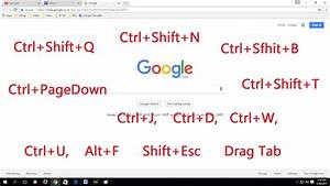 New Useful Shortcut Key Of Chrome Browser Definitely You