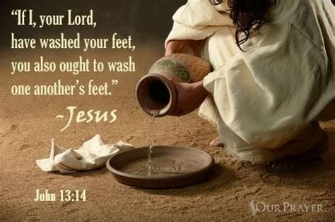 quotes  foot washing  quotes