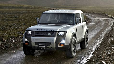 2019 Land Rover Defender Here's What We Expect