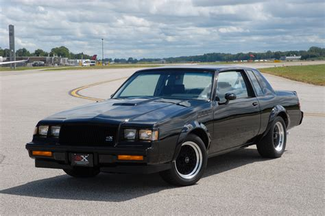 1987 Buick Gnx #003 Is A Time Capsule Offered At No