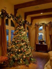 decor tree and garlands traditional trees dallas by hob nob