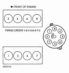 Firing Order 350 Chevy Engine Diagram