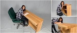 Schreibtisch Aus Holz : schreibtisch holz massiv natur h henverstellbar kinder b ro design billig ~ Whattoseeinmadrid.com Haus und Dekorationen