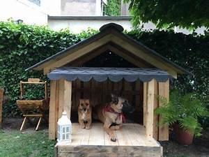 Hundehütten Selber Bauen : die besten 25 selber bauen hundeh tte ideen auf pinterest ~ Eleganceandgraceweddings.com Haus und Dekorationen