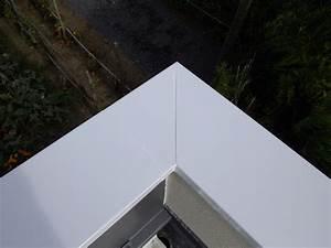 Pose De Couvertine : la couvertine alu acrot re tanch it toit terrasse ~ Dallasstarsshop.com Idées de Décoration