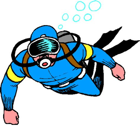 Scuba Diver Clipart Scuba Diver Clipart Transparent Pencil And In Color
