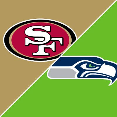 ers  seahawks game summary december   espn