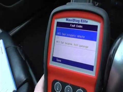 hyundai srs airbag light mot fail   fix youtube