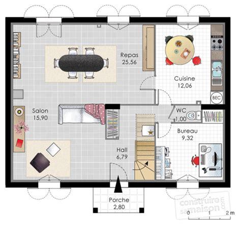 construire sa cuisine en 3d maison familale dé du plan de maison familale
