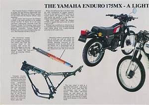 1975 Yamaha Dt 175 D Service Manual