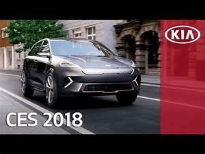 Kia Niro Ev Bestellen : niro ev concept features ces 2018 kia youtube ~ Kayakingforconservation.com Haus und Dekorationen