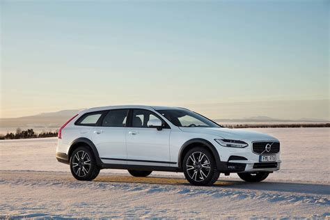 volvo  cross country  awd  drive review