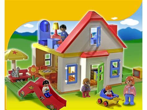maison playmobil 123 ventana