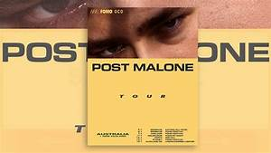 Post Malone39s Just Announced His NZ Tour