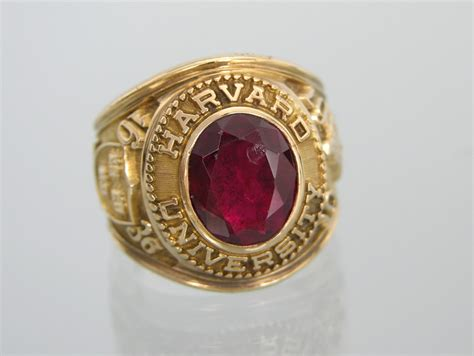 A Harvard University Class of 1967 Ring, 05.15.09, Sold: $207