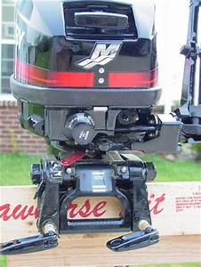 2005 Mercury 15 Hp Extra Long Shaft 25 U0026quot  Outboard For Sale