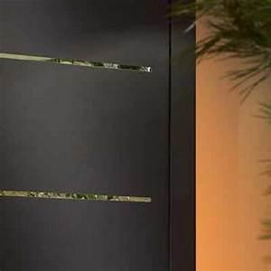 Insert Alu Pour Porte Intérieure : porte d 39 entr e aluminium inserts d coratifs effet miroir cotim 11 zilten ~ Voncanada.com Idées de Décoration
