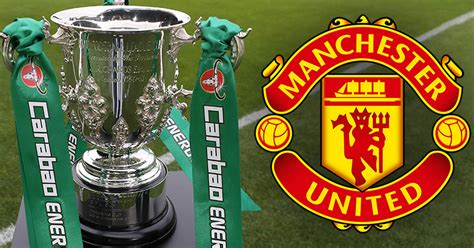 Man United to face Preston or Brighton in Carabao Cup ...