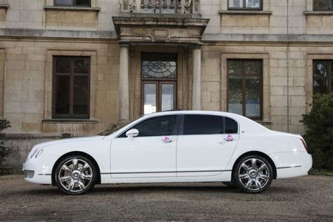 white bentley flying spur white bentley flying spur hire birmingham by midlands