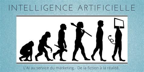 promotion ordinateur de bureau intelligence artificielle et marketing de la fiction à la