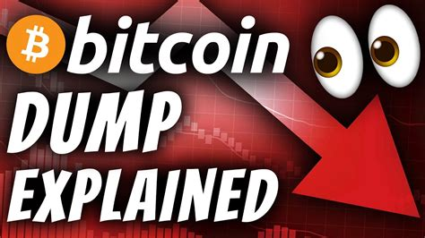 W hat does halving of bitcoin mean? Bitcoin Pre-Halving Dump Explained! What's next? - YouTube