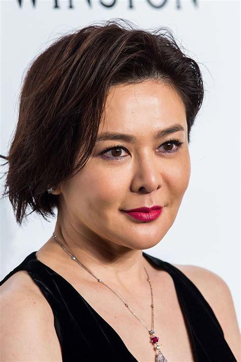 Short Hair Korean Actress