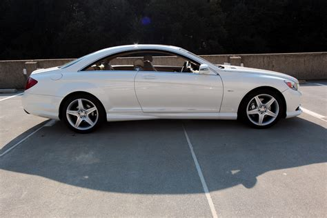 2011 Mercedesbenz Cl550 4matic Stock # P026053 For Sale