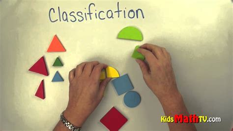 patterns classification lesson  objects