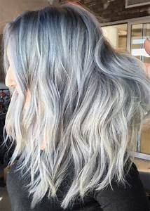 Homecoming Hair Idea And Also Silver Hair Trend 51 Cool