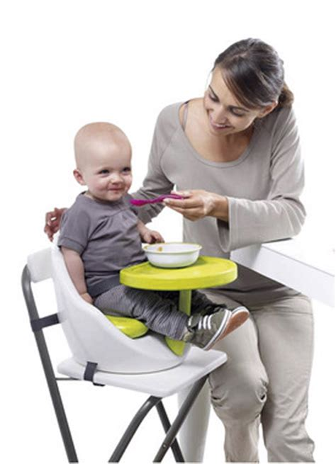 chaise nomade baby to weaning baby