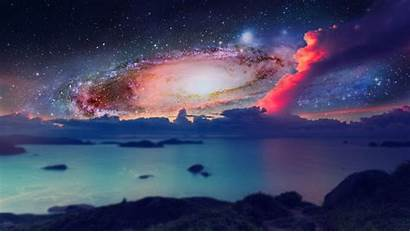Space Galaxy 8k 4k Ultra Resolution Manipulation