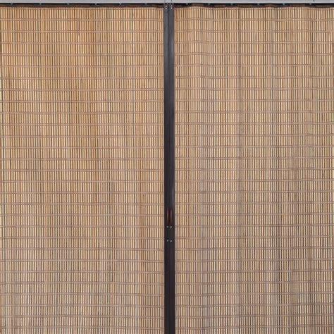cheap custom bamboo bamboo curtain shutter sliding door