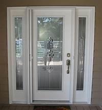 door window inserts Door Insert & 16 X 64 Acrylic Block Insert For Doors ...