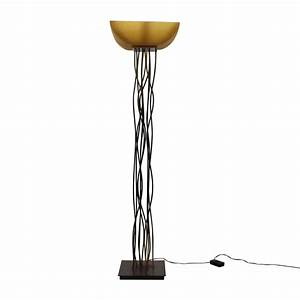 twig floor lamp design decoration With metal twig floor lamp