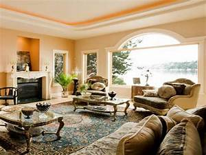Decorating large living room modern house for Decorating large living room