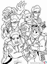 Ghostbusters Coloring Pages Printable Colouring Ghost Busters Extreme Deviantart Printables Sheets Getcolorings Coloriage Books Birthday Adults Activities Adult Makeover Crew sketch template