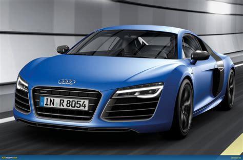 Ausmotivecom » 2013 Audi R8 Facelift Revealed