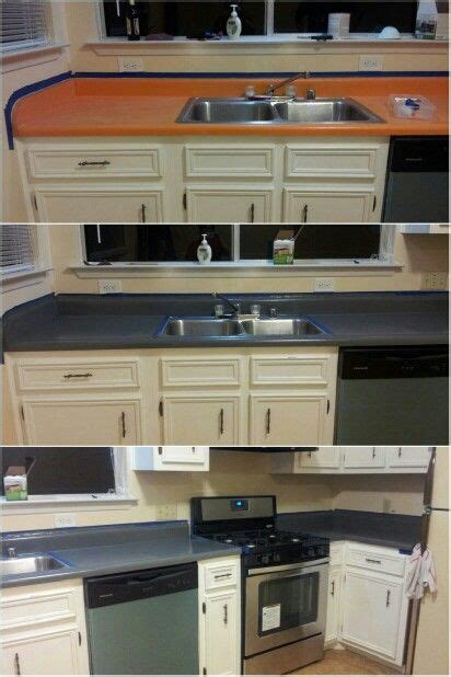 can you paint countertops with regular paint 1000 ideas about rustoleum countertop on