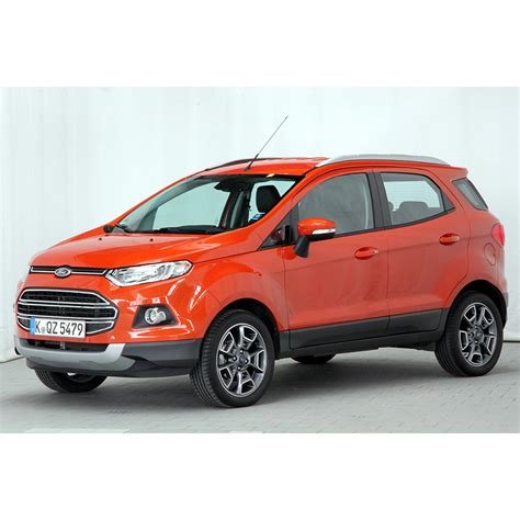 test ford ecosport test ford ecosport 1 0 ecoboost 125 comparatif suv 4x4