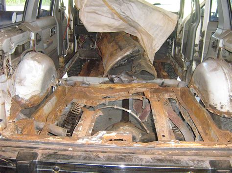 undercarriage rust much too jeep cherokee paint spray attachments future